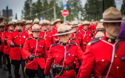 Great user feedback from The Royal Mounted Canadian Police (RMCP)